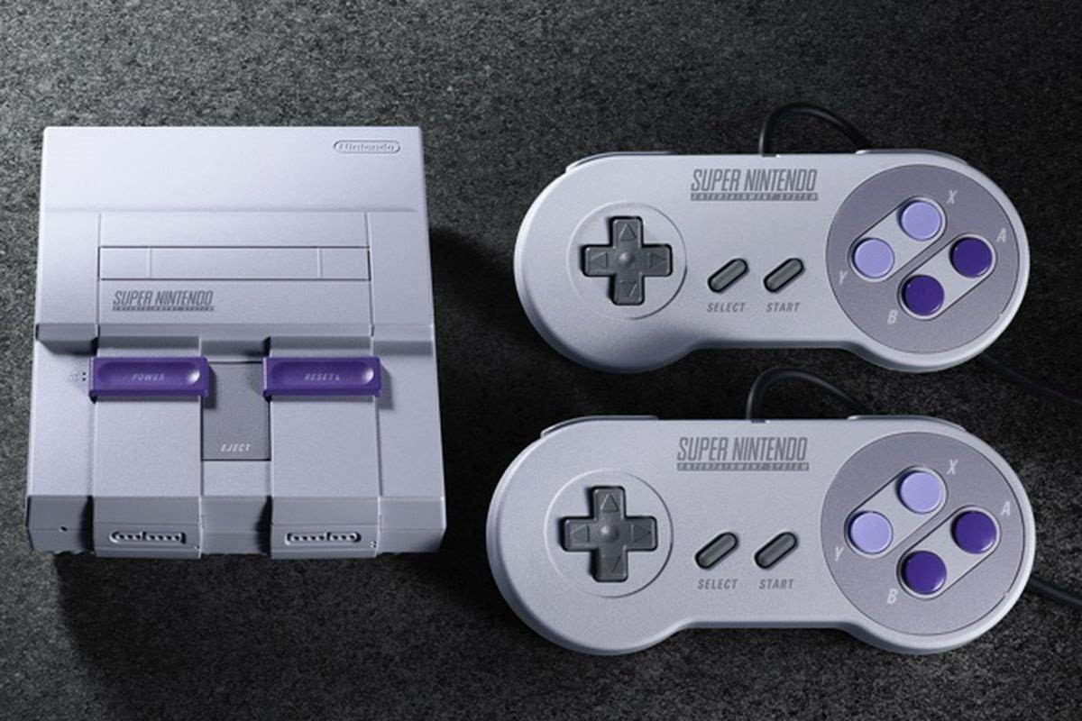 SNES-Classic-Edition-for-kid