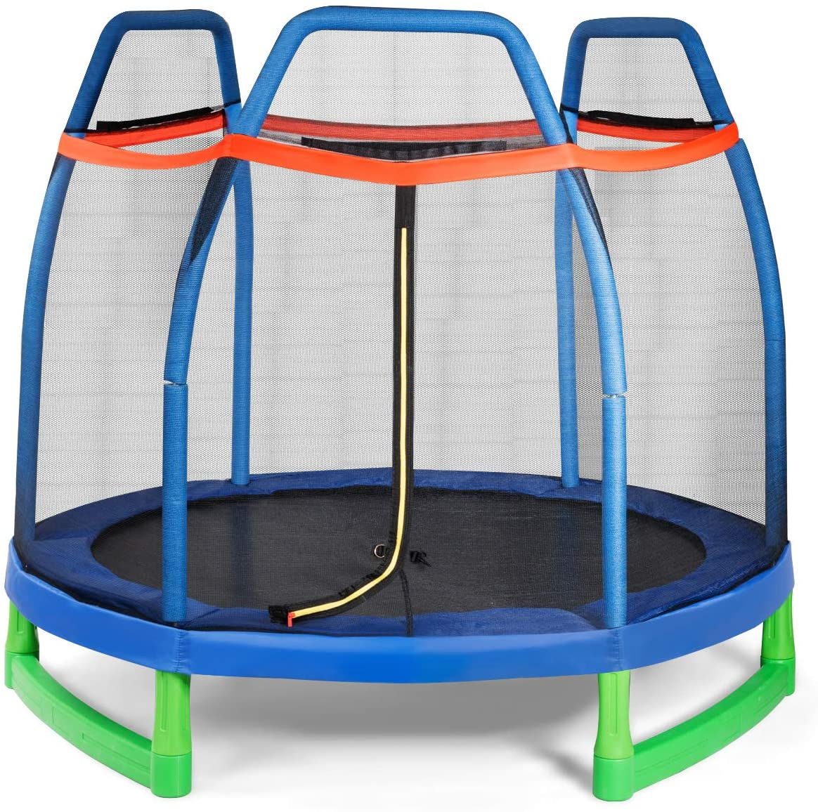 Giantex 7 Ft Kids Trampoline