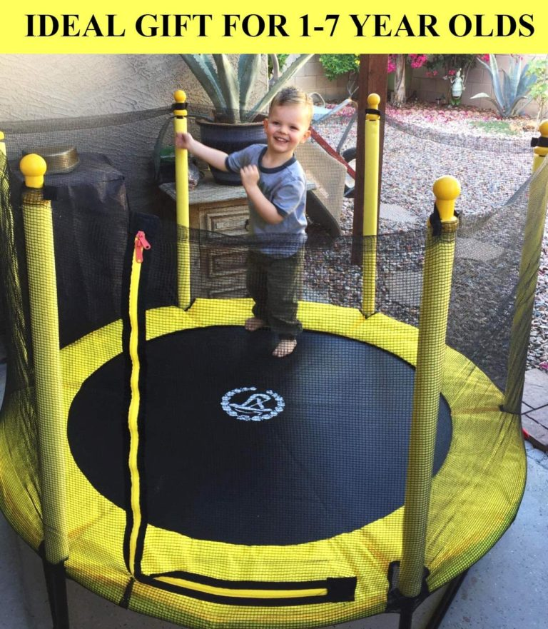 Mini Trampoline for Kids