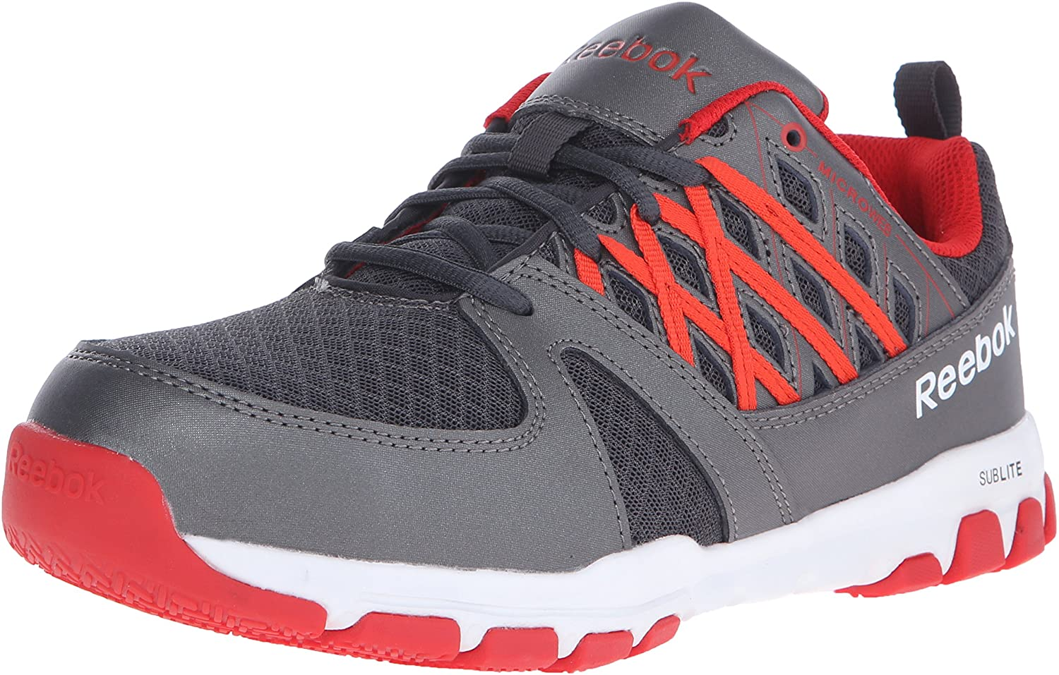 REEBOK WORK MEN'S SUBLITE ATHLETIC SAFETY SHOE