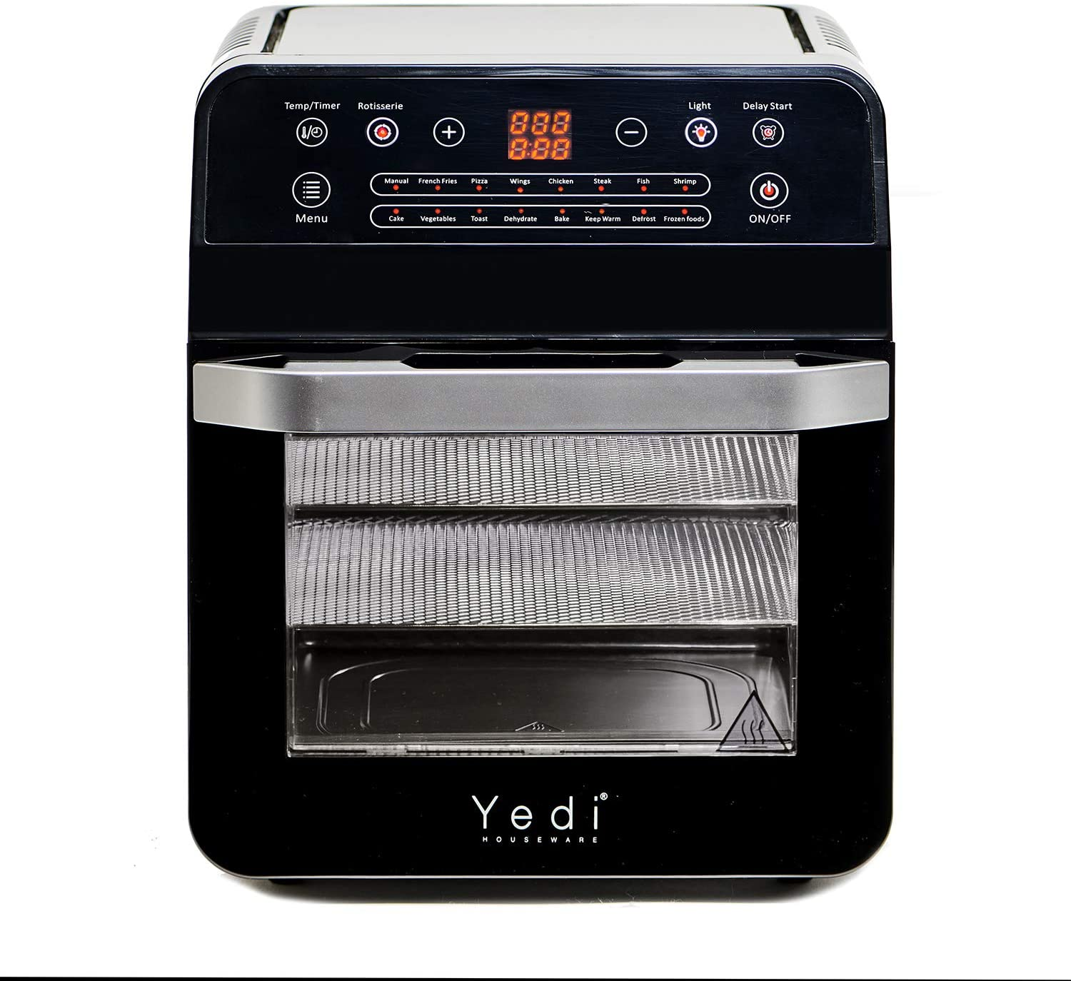Yedi Total Package 12.7 Quart Air Fryer Oven