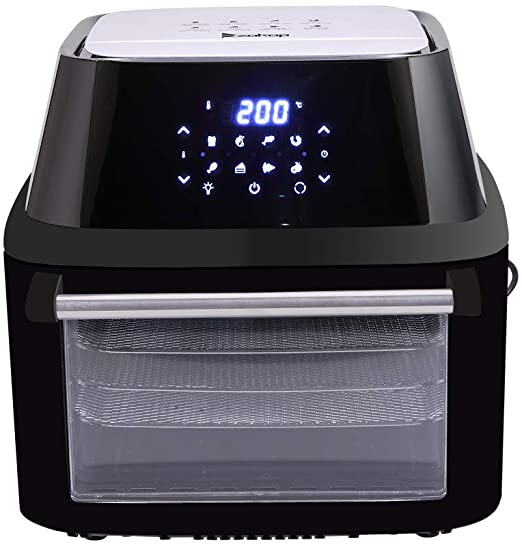 Z ZTDM ZOKOP 17 QT Electric All-in-One Air Fryer Oven
