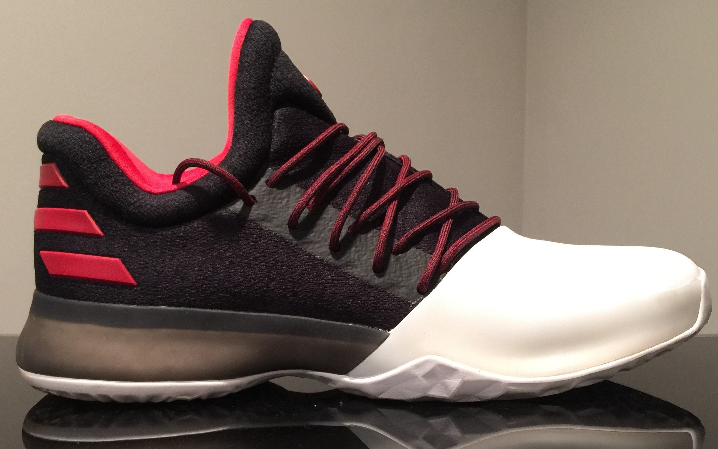 Adidas Harden Vol 1–  Wide Width Basketball Shoes