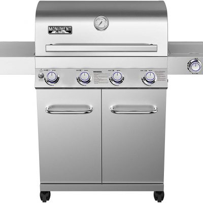 Monument Grills 17842 Stainless Steel
